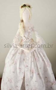 Boneca Maria Antonieta